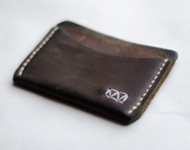 Handcrafted Slim Leather Wallets - Cardholders