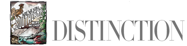 Distinction Magazine Logo