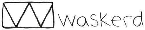 Waskerd Handcrafted Logo