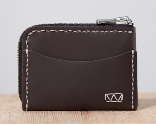 Manteo 2-Sided Zip Wallet with Exterior Pocket