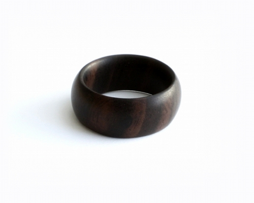 Handcrafted Wooden Rings